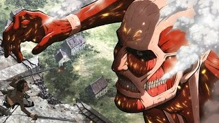 Repeat youtube video Shingeki No Kyojin AMV - Les Frictions (Louder Than Words World on Fire) Path of Duality Mix