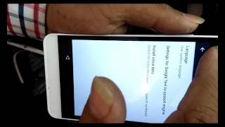 PANASONIC P77 GOOGLE ACCOUNT REMOVE DONE