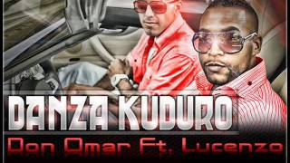 DANZA KUDURO - DON OMAR feat LUCENZO ( Party Club Mix Pitbul )