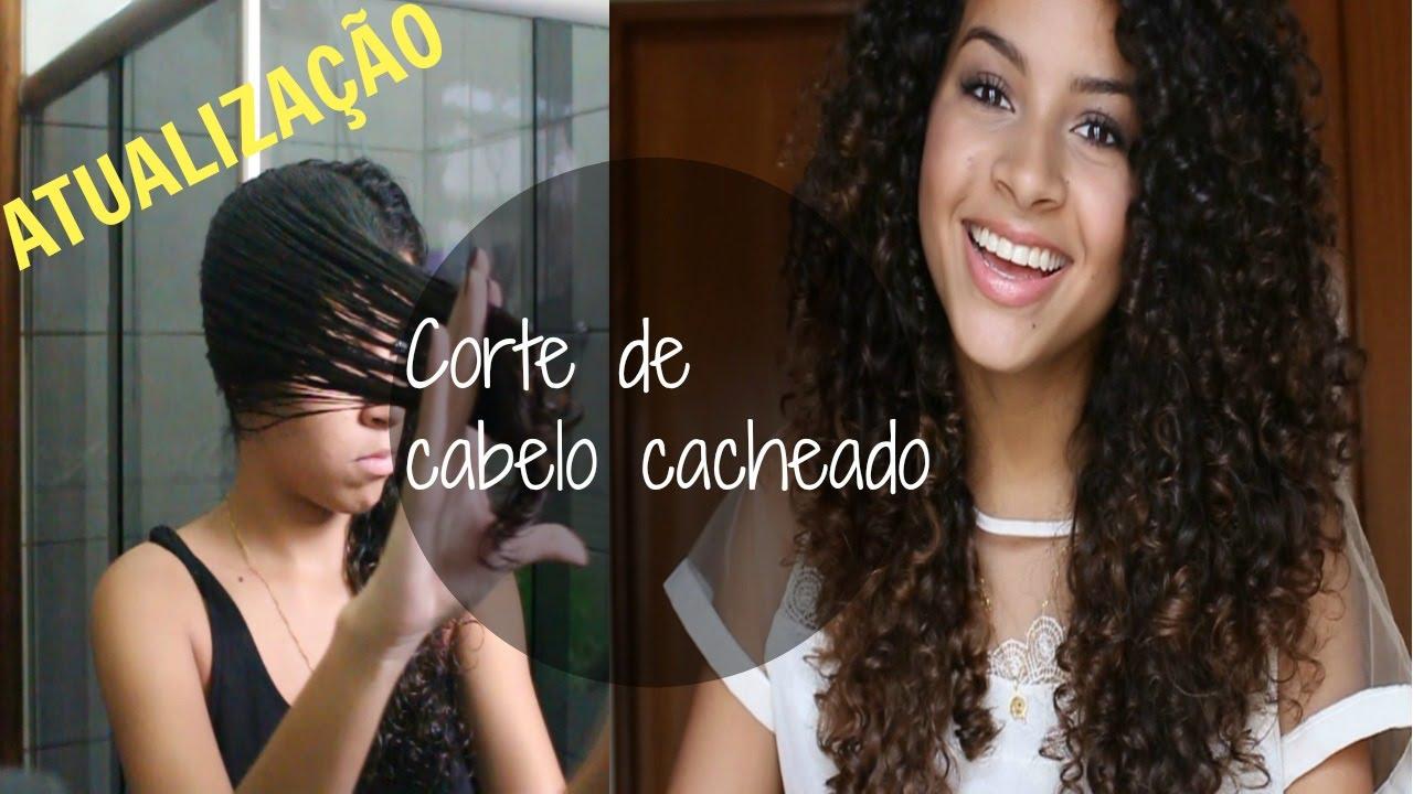 Suficiente Atualização: Corte de cabelo cacheado | Camilla Santana - YouTube BY33