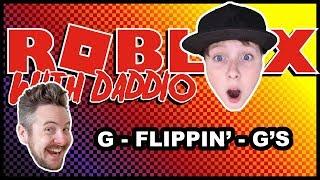 Murder Mystery – ROBLOX with Daddio – G-Flippin'-G's