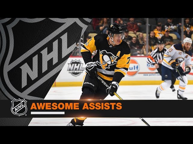 Awesome Assists from November
