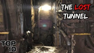 Top 10 Scary Tunnels That People Never Returned From