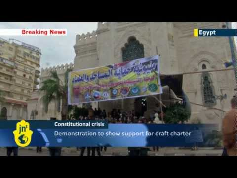 Morsi's Islamist constitution: Egypt brings in troops before Saturday's referendum vote