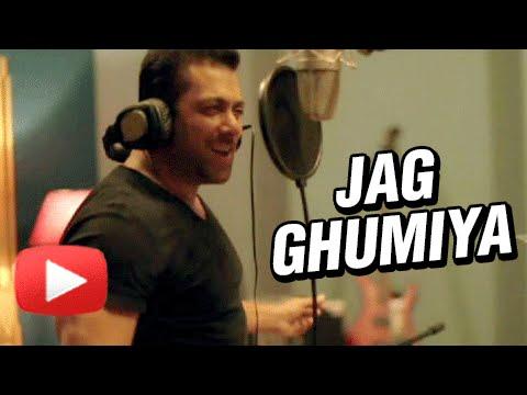 Salman Khan SINGS a Special Song In Sultan | Jag Ghumiya