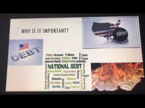 National Debt by Alan Valdivia and Clayton Taylor