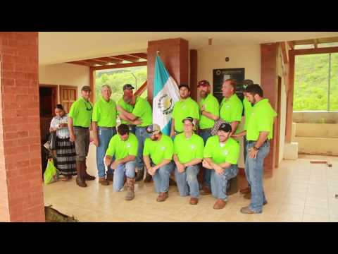 Energy Trails - Guatemala Volunteers Return