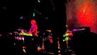 Black Moth Super Rainbow - Neon Syrup for the Cemetery Sisters (live @ Neumos, Seattle 5-8-12)