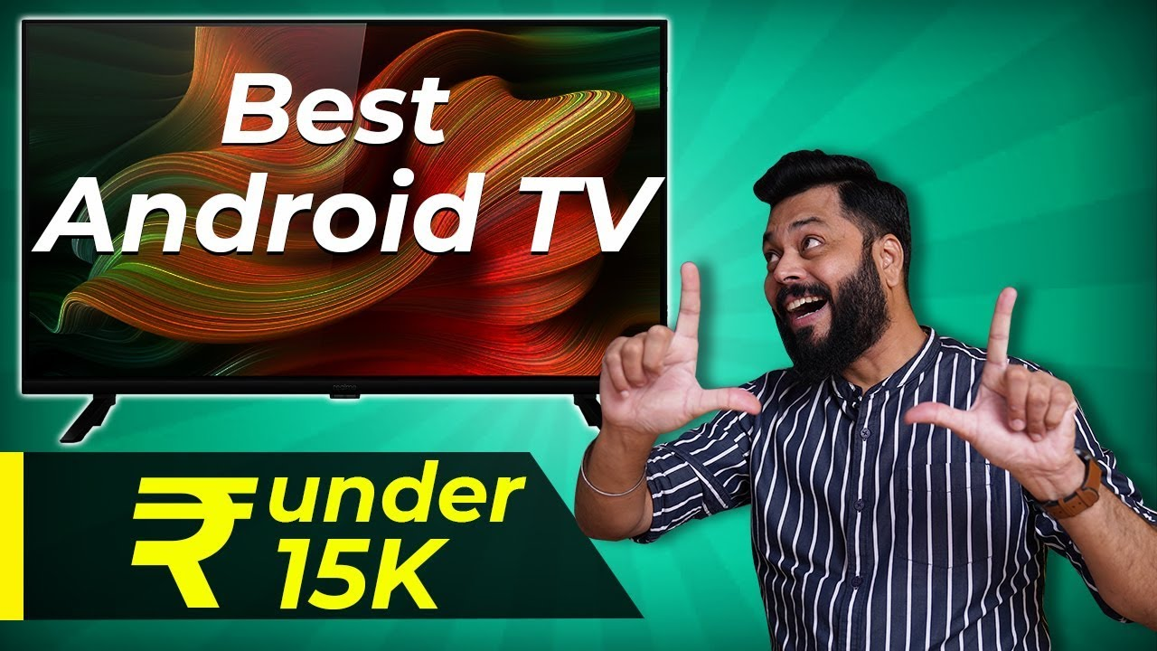Top 5 Best Android Smart TVs Under 15,000 ⚡⚡⚡ June 2020