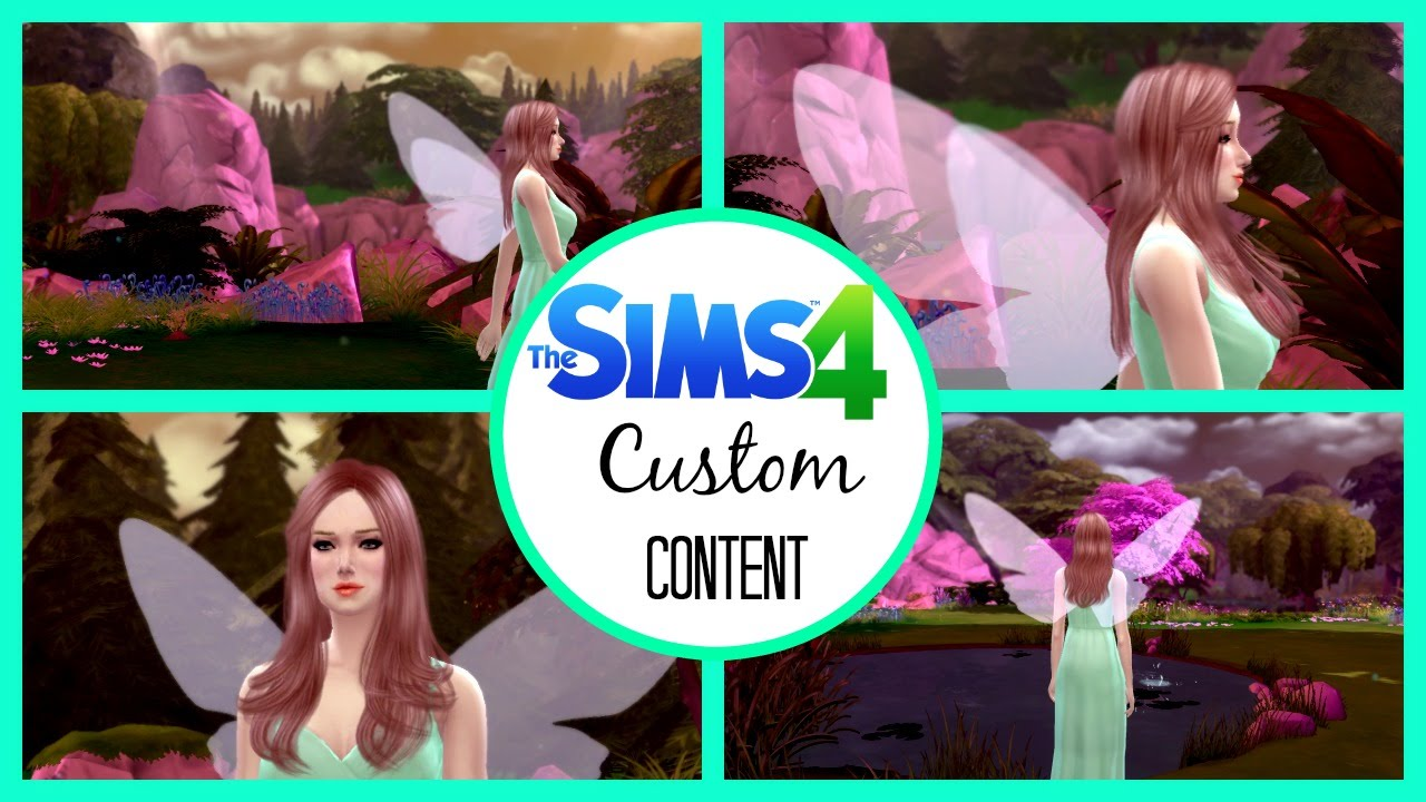 Let's Play the Sims 4: Custom Content and Mods - YouTube