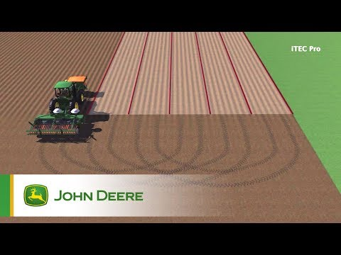 John Deere ITEC Pro Steering System