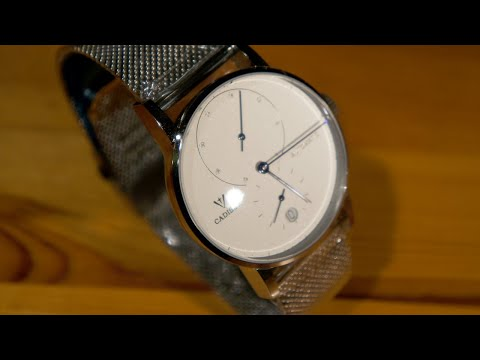 Cadisen - Men Stainless Steel Automatic Watch (link in the description)