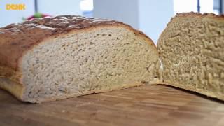 Mischbrot in der Bread & Cake Backplatte XL - DENK Keramik