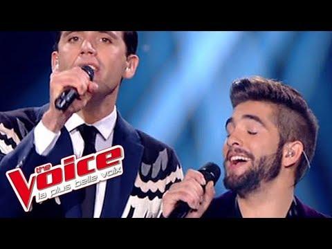 Barbara – L'Aigle Noir | Kendji Girac & Mika | The Voice France 2014 | Finale