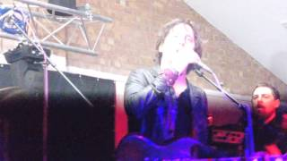 Carl Barât & The Jackals - Death On The Stairs [live @ Hackney Wonderland, London 10-10-15]