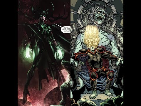 Marvel vs DC-71-Hela vs Hades