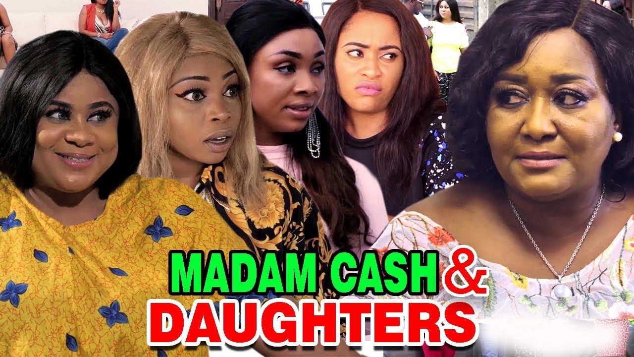 Download Madam cash & Daughters Season 1&2 - Uju Okoli & Ebele Okaro 2020 Latest Nigerian Movie