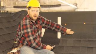 Asphalt Shingle Roofing Part 11 Valley Shingles And Pipe Boots