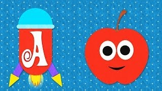 The Phonics Song | Learning Videos For Toddlers | ABC Alphabet Songs For Babies by Kids Tv
