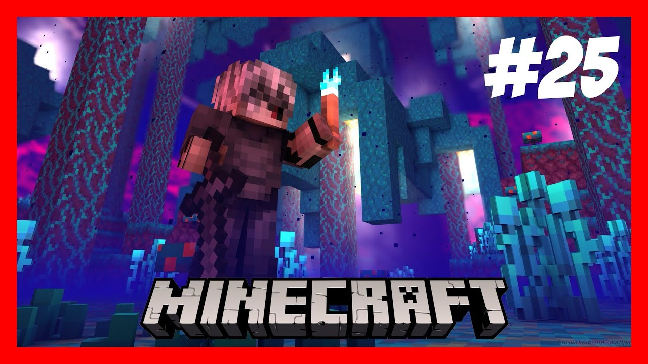 MINECRAFT | Survival 4 | GRANJA de WITHER SKELETONS (FINAL) | EP 25