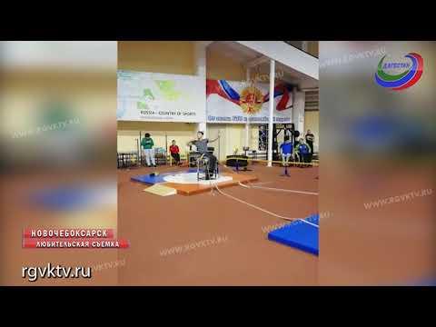 На всероссийских соревнованиях по легкой атлетике дагестанцы завоевали 4 золота