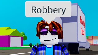 The Roblox Break In Experience