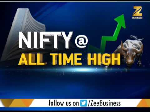 Superfast Futures: Sensex at record high, Nifty crosses 9800|निफ्टी 9800 के पार
