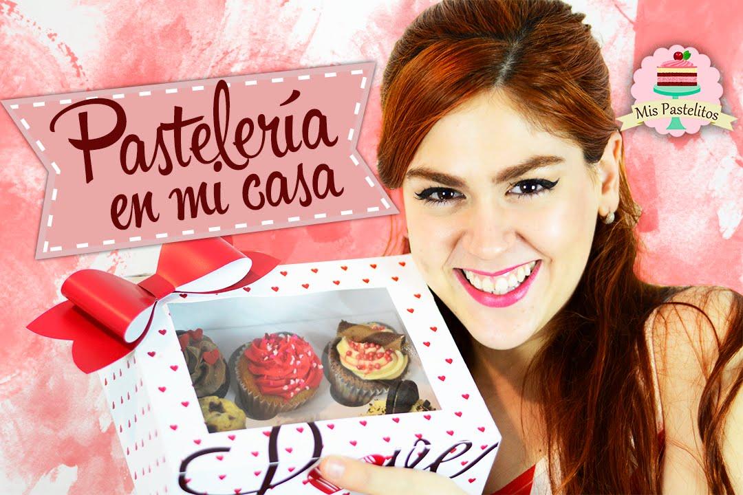 MI CASA SE CONVIERTE EN PASTELERÍA | #ESHPESHIAL SAN VALENTÍN ...