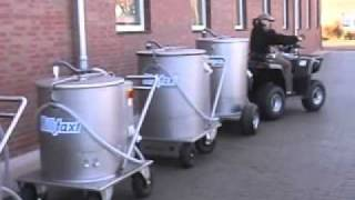 holm and laue milk taxi