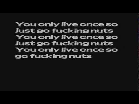 Suicide SilenceYou only  once lyrics HD