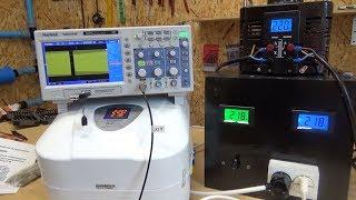 Обзор Solpi-M SLP-12000. Мощный и недорогой стабилизатор для дома