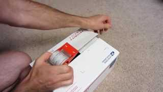 Best Way to Tape a Box for Shipping or Moving