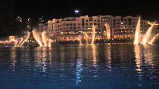 Hero - Enrique Iglesias Played at Dubai Fountain