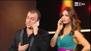 Francesco Cicchella / Gigi D'Alessio con Anna Tatangelo - Made in Sud 31/03/2015
