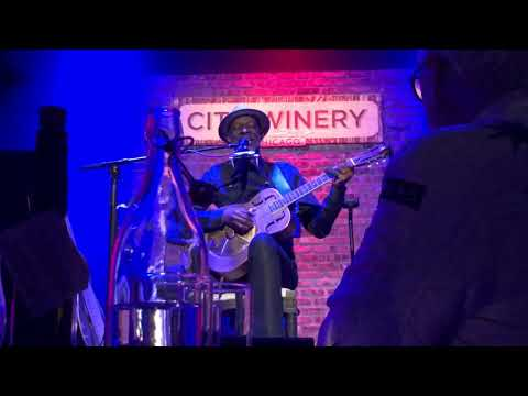 Keb' Mo' - Suitcase - City Winery Chicago 4/26/18