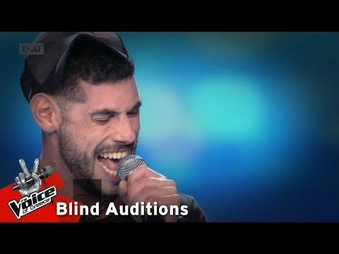 The Voice of Greece | Κώστας Μπουγιώτης | 5o Blind Audition