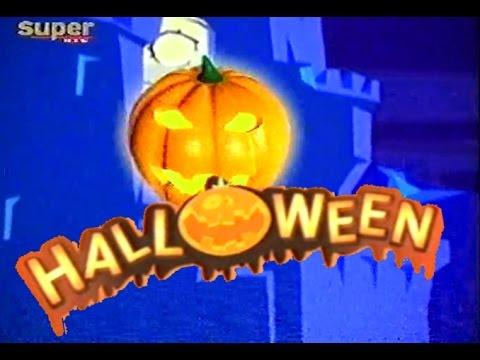 Halloween damals auf S...