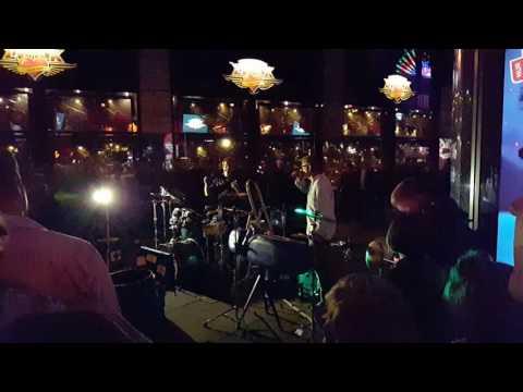 Oded Kafri Playing Reeperbahn Hamburg