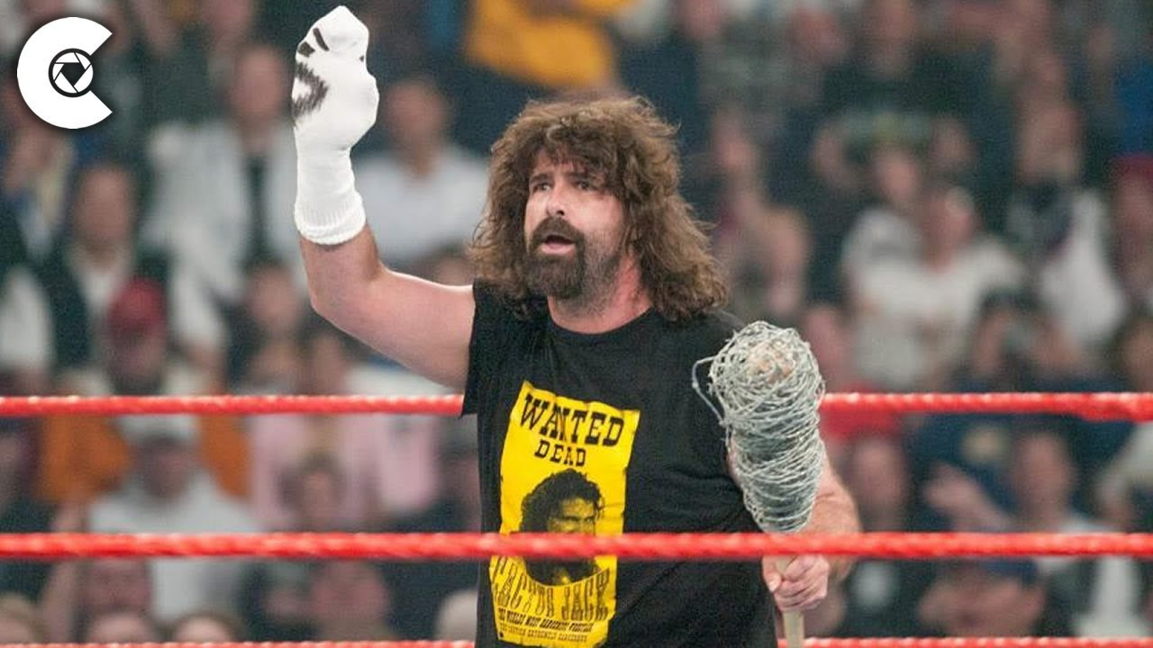 10 Mick Foley Matches You NEED To See - YouTube