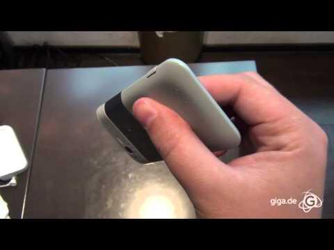 GIGA Hands-on - HTC Rhyme