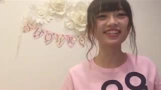 NGT48 チームNIII所属 中井りか (Rika Nakai)