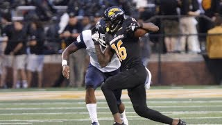 Southern Miss wide receiver Quez Watkins gets four touchdowns against Jackson State