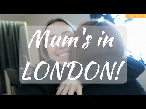 Mum's in London | Travel to AMSTERDAM!!