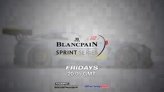 6: Le Mans // Blancpain Sprint Series
