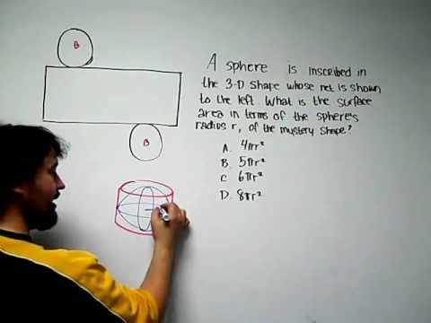 CSET Math Subtest 2 Geometry / Multiple Choice / 3-D Geometry