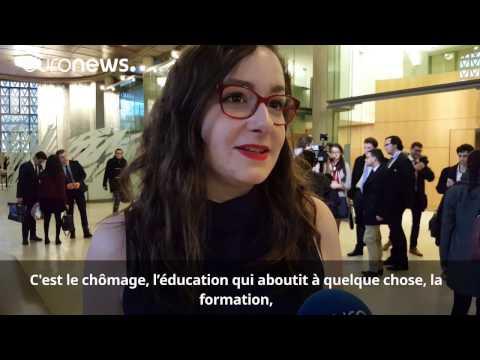Parlement des étudiants 2017