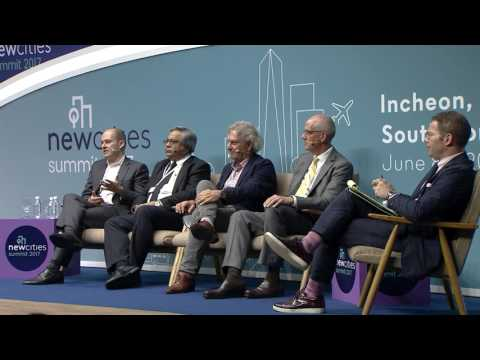 NewCities Summit 2017 - The Story of Songdo