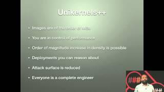 Unikernel based deployments