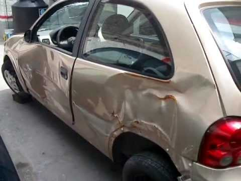 Autocomercia Gm Chevy 2006 Autos Accidentados Youtube