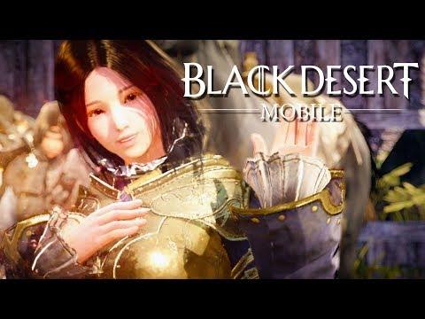 Black Desert Mobile Level 55 Witch Gameplay